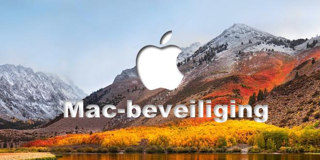 Mac beveiliging